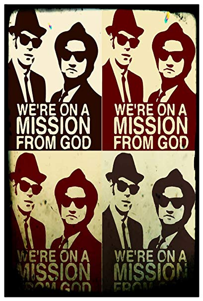 The Blues Brothers - 1978