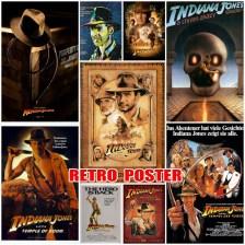 Indiana Jones trilogie - 1981 - 1984 - 1989